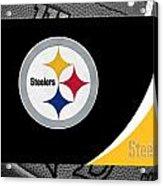 Pittsburgh Steelers Acrylic Print