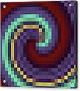 Pixel 1 Acrylic Print