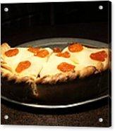 Pizza Pie - 5d20701 Acrylic Print