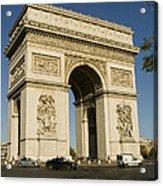 Place Charles De Gaulle Acrylic Print