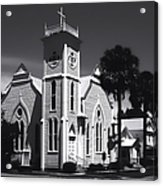 Place Of Worship Acrylic Print