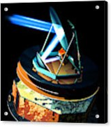 Planck Space Observatory Acrylic Print