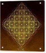 Planck Space Time  Acrylic Print
