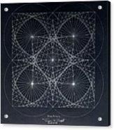 Plancks Blackhole Acrylic Print