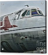 Plane Capital Airlines Acrylic Print
