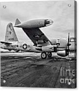 Plane - P2v-7 Neptune Aircraft Acrylic Print