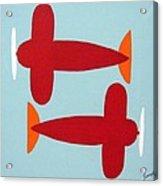 Planes  Acrylic Print
