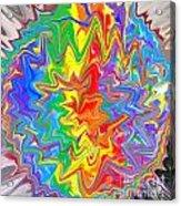 Planet Funk 3 Acrylic Print