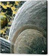 Planets 1 Acrylic Print