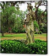 Plantation Garden New Orleans  Acrylic Print