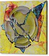 Plate 3e Acrylic Print
