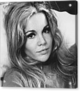 Play It As It Lays, Tuesday Weld, 1972 Acrylic Print