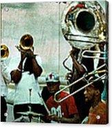 Play That Trumpet Acrylic Print