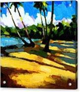 Playa Bonita 2 Acrylic Print