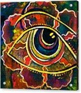 Playful Spirit Eye Acrylic Print