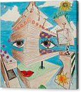 Playground Dreams Acrylic Print