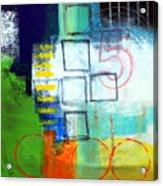Playground Acrylic Print