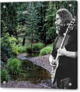Playing For The Creek 2 Acrylic Print