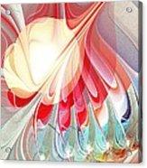 Playing With Colors Acrylic Print by Anastasiya Malakhova