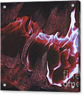 Playing With Fire 2 By Jrr Acrylic Print