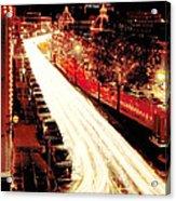 Plaza Christmas - Kansas City Acrylic Print