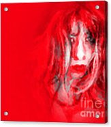 PMS Acrylic Print