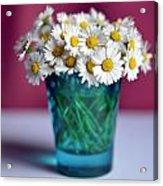 Pocket Garden Acrylic Print