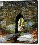 Poinsett Bridge Arch Acrylic Print