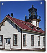 Point Cabrillo Light Station Acrylic Print