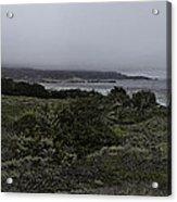 Point Lobos National Park Acrylic Print