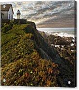 Point Montara Light House II Acrylic Print