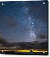 Point Pelee Milky Way Acrylic Print