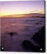 Point Piedras Blancas Lighthouse Acrylic Print