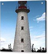 Point Prim Lighthouse 3 Acrylic Print