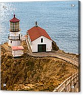 Point Reyes Acrylic Print