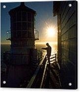 Point Reyes Lighthouse Acrylic Print