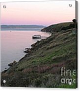 Point Reyes Sunset Acrylic Print