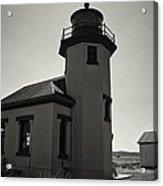 Point Robinson Lighthouse 2 Acrylic Print
