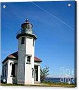 Point Robinson Lighthouse Acrylic Print