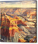 Point Sublime - Grand Canyon Az. Acrylic Print