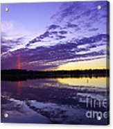 Pointed Light Acrylic Print