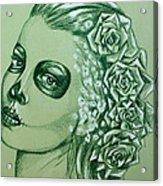 Poison Ivy Acrylic Print