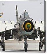 Polish Air Force Su-22 Fitter Acrylic Print