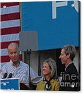 Politicians Acrylic Print