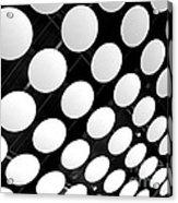 Polka Dots Acrylic Print