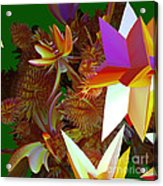 Pollination By Jammer Acrylic Print