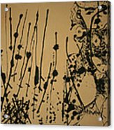 Pollock's Number 7 -- 1951 Acrylic Print