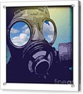 Pollution Acrylic Print