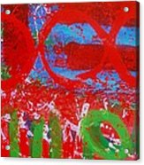 Polyphony I Acrylic Print