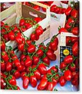 Pomodori Italiani Acrylic Print